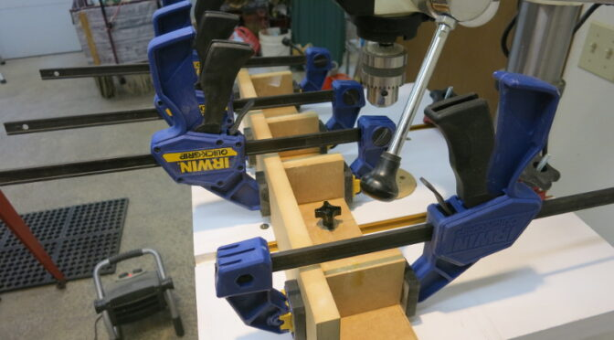 How to Make a Drill Press Fence