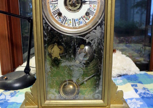The Second Clock: A Craft-Altered Ansonia Derby