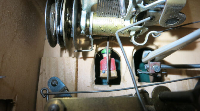 Cleaning and Adjusting a Cuckoo Clock's Musical Movement