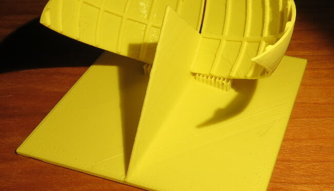 My First 3D Printed Sundial